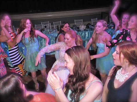 Atlantic Dance Hall Wedding - Orlando DJ Chuck Johnson - Krista &