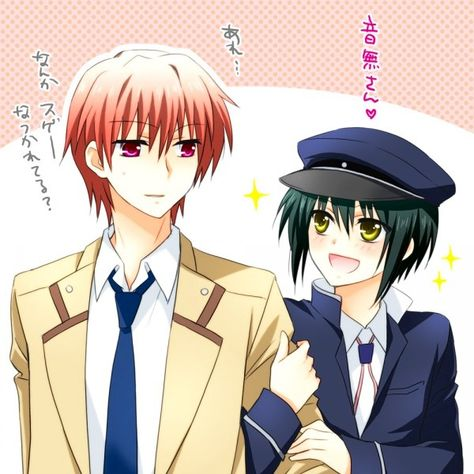 List of Pinterest yuzuru otonashi angel beats images