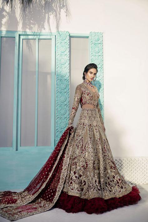 - Bridal - Suffuse by sana yasir bridal collection . AsMa Mujeer Suffuse by sana yasir bridal collection .