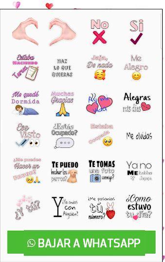 Stickers De Amor Gratis Para Enviar Imprimir Whatsapp Descargar Imagenes 2020 Piropos Para Conquistar Emojis De Amor Estados Para Whatsapp