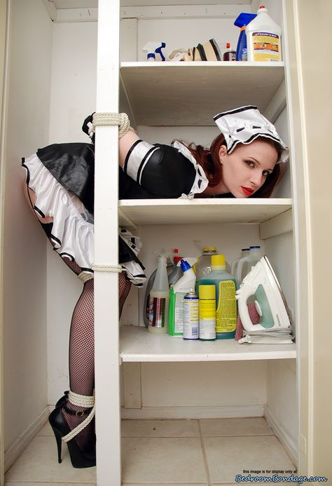 tied in pantry