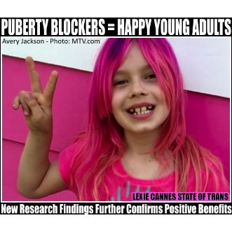 There's nothing quite like happy trans youth as more proof that puberty blockers work! | Transgender | Pinterest