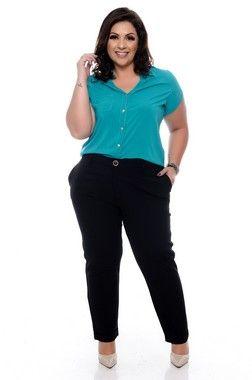 3f48140d62 Vestido Linho Plus Size Zorah