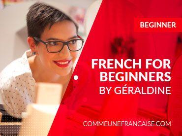 Geraldine Comme Une Francaise