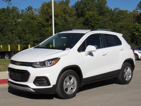 New 2018 Chevrolet Trax Lt Sport Utility In Austin 181145 Within 2018 Chevy Trax First Drive Price Performance And Revie With Images Chevrolet Trax Chevy Trax