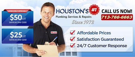 Houston Plumbing Services Yb Plumbing Quality Houston Tx Plumbers Plumbing Plumber Plumbing Repair