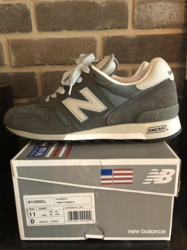 $200 Balance 1300 Heritage 11 Made In USA grey M1300CLS 997 998 ...