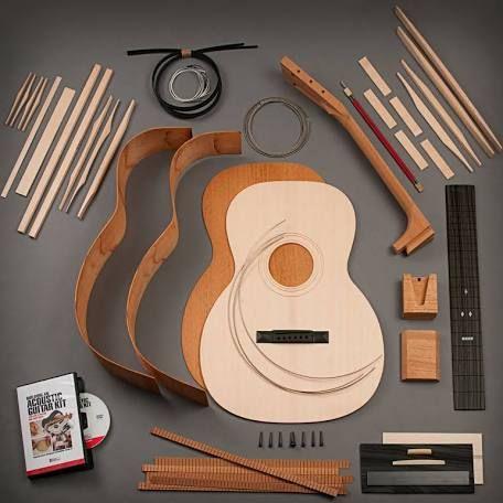 Building An Acoustic Guitar Acoustic Guitar Kits Guitar Kits Best Acoustic Guitar