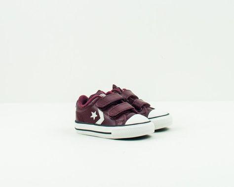 zapatillas niña velcro converse