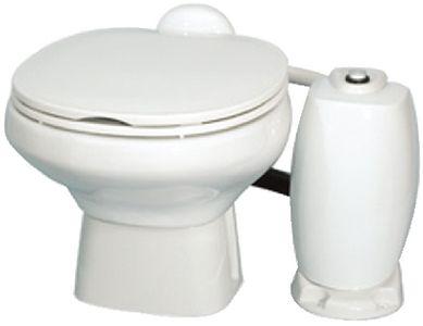 Thetford 41211 Comfortmate Sup Tm Sup Electric Flush Permanent Toilet Thetford 028985412113 Plumbing Accessories Toilet Portable Toilet