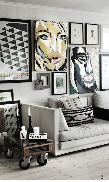 Cool Industrial Wall Art Display | Home design | Pinterest | Industrial wall  art, Industrial and Display