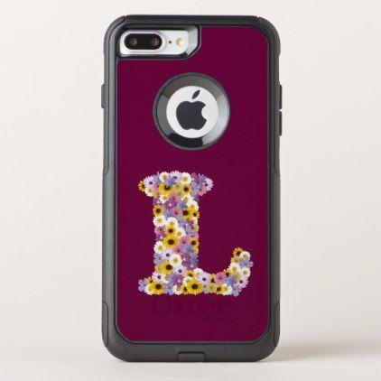 iphone 8 case letter l