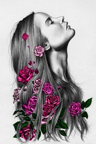 Resultado de imagem para desenho de mulher