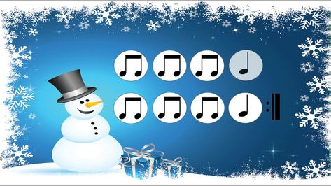 Music Classroom, Classroom Activities, Snowmen At Night, Music Lessons For Kids, Elementary Music, Holiday Themes, Music Therapy, Teaching Music, Christmas Music