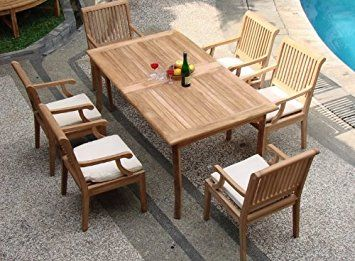 Teak Patio Furniture Outdoor