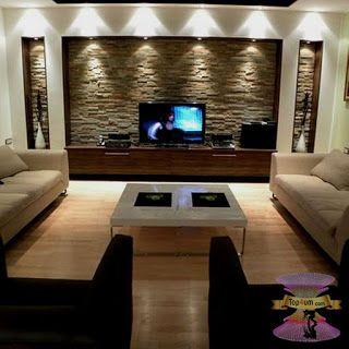 غرف معيشة 2021 ليفنج روم بديكورات بسيطة وجميلة In 2021 Flat Screen