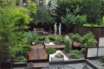 55 Incredible Japanese Style Backyards Design Small Backyard