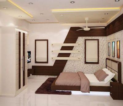 Modern Small Bedroom Decor Lighting Furniture Design Ideas 2019 Bedroom Furniture Design Bedroom Design Ceiling Design Bedroom
