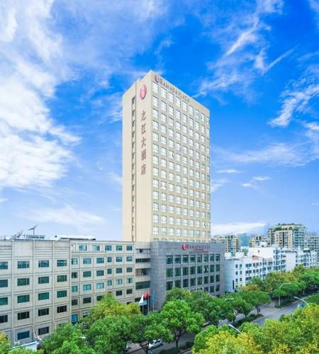 Zhejiang China Hotel Marriott Hotels Grand Plaza