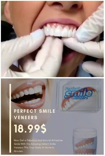 Now Get a Fabulous and Natural Attractive Smile With this Amazing Instant Smile Veneers !!Fix Your Smile At Home In Minutes.Simple Fitting Instructions.Super Comfortable, Comfort Fit.Ultra Thin Flex Technology Minimizes Speech Disruption.Natural Bright Coloring, Will Not Stain.    This Product is Not Available in Store