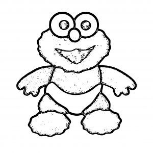 Pin By Wecoloringpage Coloring Pages On Tommie Elmo Coloring Pages Monster Coloring Pages Coloring Pages
