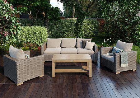 Siena Garden Lounge Set Veneto Im Mein Schöner Garten Shop