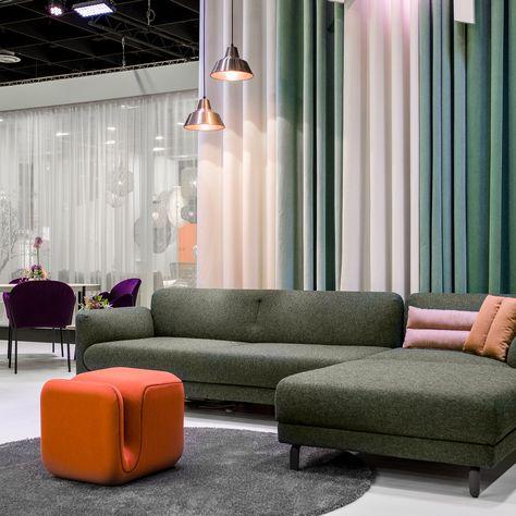 Artifort Design Bank.Artifort Novelties At The Imm 2019 Furniture Fair Figura 2018