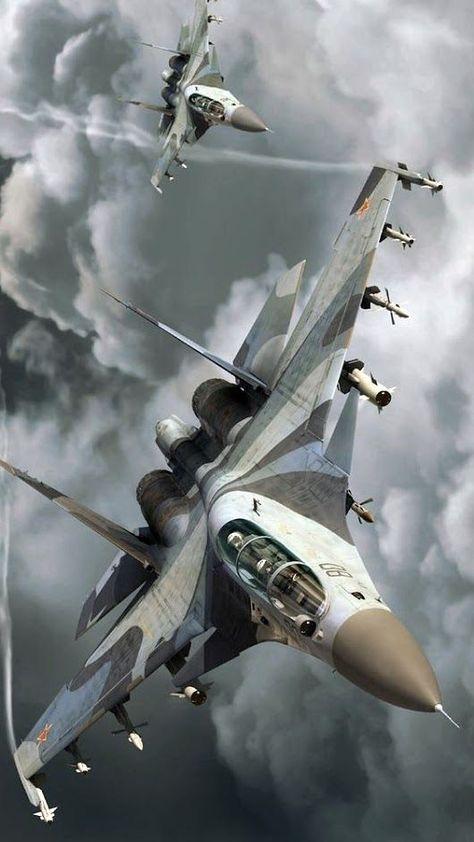 Sukhoi Su-30SM (NATO reporting name: Flanker-H)