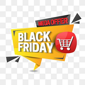 Black Friday Sale In Origami Style Friday Clipart Black Friday Sale Png And Vector With Transparent Background For Free Download Black Friday Black Friday Marketing Black Friday Sale Banner