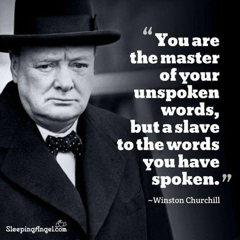 Winston Churchill Quote