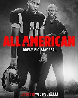 ALL AMERICAN Series Trailers, Promos, Featurette, Images and Poster