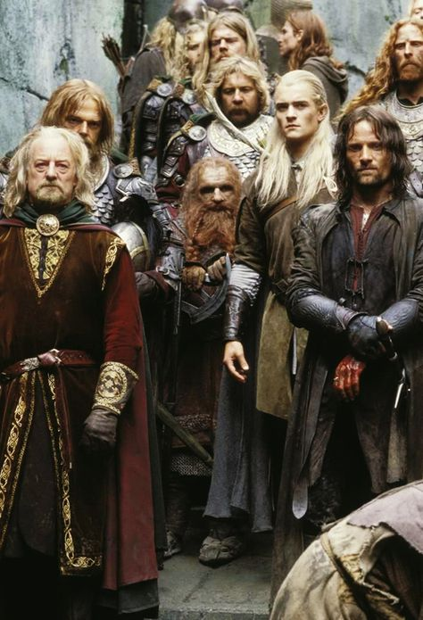 Lord of the Rings...one the the top ten I'd take to a desert island~