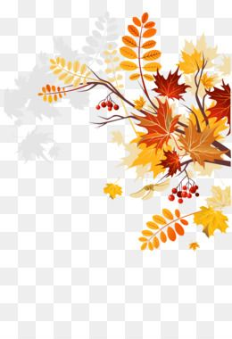 Autumn Leaves Png Autumn Leaves Transparent Clipart Free Download Download Autumn Hand Painte Digital Flowers Flower Backgrounds Autumn Leaves Background