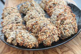 Kuchnia W Wersji Light Dietetyczne Ciasteczka Z Ziarnami Bez Maki Cukru I Mleka Glutenfria Kakor Glutenfri Kakor