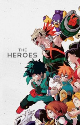The Heroes Bnha X Villain Reader Hero Villain My Hero