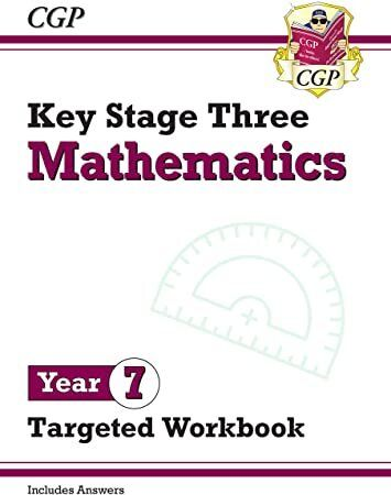 Get Book New Ks3 Maths Year 7 Targeted Workbook With Answers Cgp Ks3 Maths Ks3 Maths Workbook Books To Read