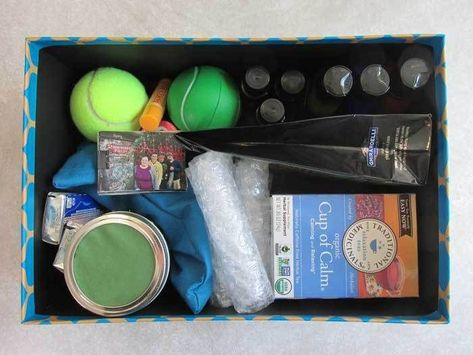 A stress relief kit.