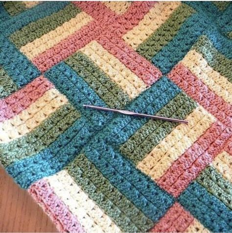 Blanket pattern Granny Square Blanket Crochet Pattern   Etsy