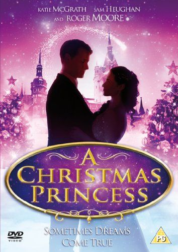 From 2 27 A Christmas Princess Sometimes Dreams Comes True Dvd