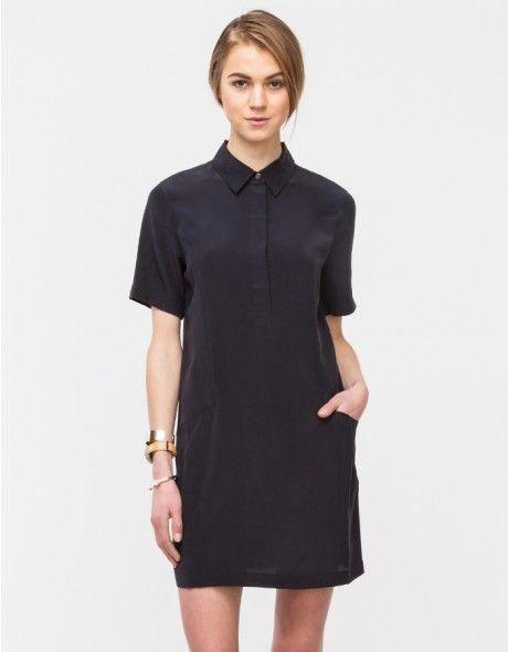 Forplay Natalia Black Double Strap Bodycon Midi Dress