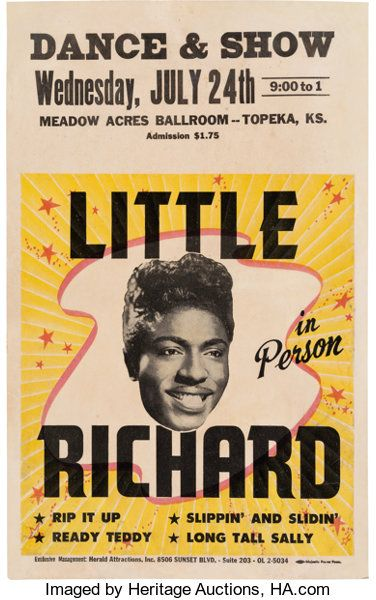 Little Richard Long Tall Sally dieulois