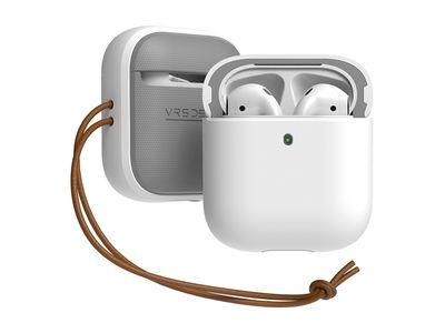 Airpods 1 2 Case Modern Series White In 2021 Modern Case Design