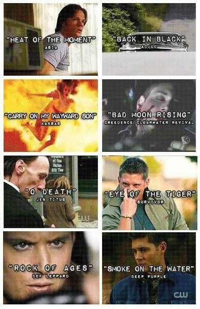 "I will always cheer for the ""Back In Black"" scene. I will always get chills during the ""O Death"" scene. I will always laugh hysterically at Jensen's performance of ""Eye of the Tiger."" And I will always, ALWAYS get pumped when I hear ""Carry On My Wayward Son."""