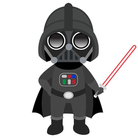 Wall Stickers For Kids Darth Vader Png 600 600 Pixels Mascara Darth Vader Festa Star Wars Darth Vader