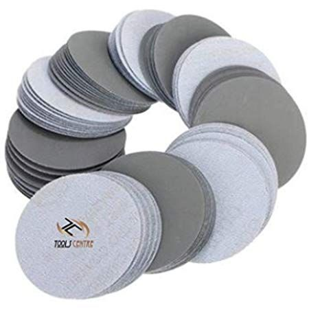Details about  /Sanding Discs Pads Sanding Paper 3inch//75mm For cleaning Hook/&Loop Polishing