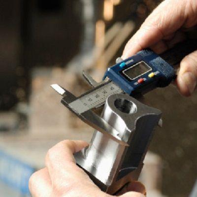 واحد کنترل کیفیت آلومینیوم Cnc Job Mechanic