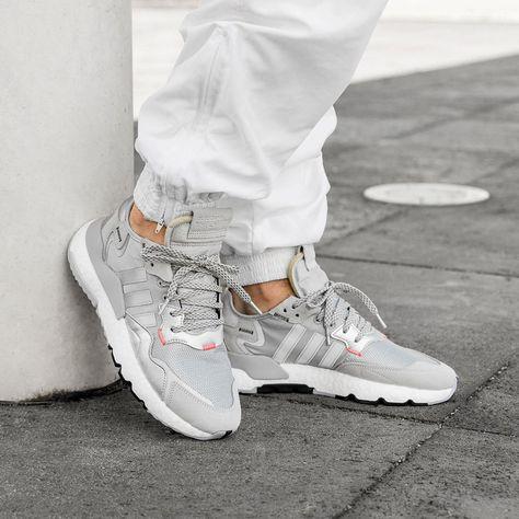 adidas Originals Nite Jogger in weiss EE5851 | ki¢Ks.✨ in