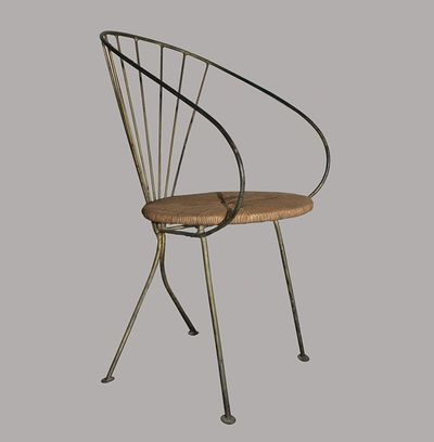 Wrought Iron Side Chair Wrought Iron Chairs Homeware Furniture