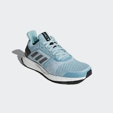 7a6002badfcc3 Ultraboost ST Parley Shoes Blue 10.5 Womens