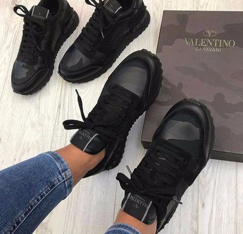 20+ All Black Sneakers ideas   sneakers